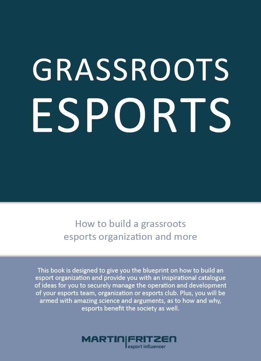 Grassroots Esports book