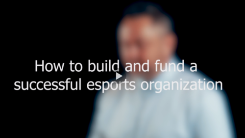 The complete guide to build & fund an esports organization