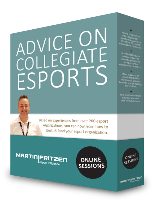 Advice on collegiate esports