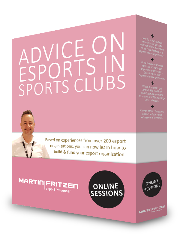 Advice on esports in sports clubs